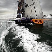 POLECAM, BT, OPEN 60, Round the Island R, Round the Island Race 2009