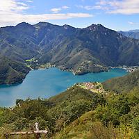 Consorzio turistico della Valle di Ledro<br /> <br /> Lago di Ledro