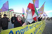 Irani Demonstrations