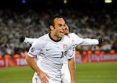 USA v Algeria