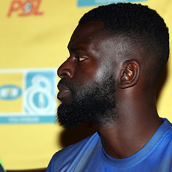 DURBAN, SOUTH AFRICA - SEPTEMBER 07:  during the Maritzburg United press conference at Harry Gwala Stadium on September 07, 2017 in Durban, South Africa. (Photo by Steve Haag/Gallo Images)