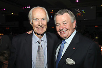 Sir George Martin CBE and John Craig OBE