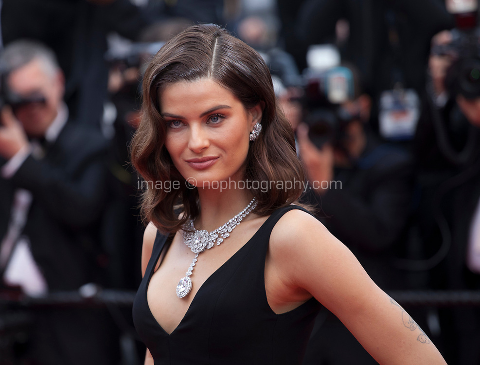 Isabeli Fontana at the The Wild Pear Tree (Ahlat Agaci) gala screening at the 71st Cannes Film Festival, Friday 18th May 2018, Cannes, France. Photo credit: Doreen Kennedy