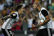 Valencia CF vs Malaga CF - 19 Sept 2017