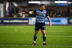 Matthew Rees of Cardiff Blues - Mandatory by-line: Craig Thomas/JMP - 04/11/2017 - RUGBY - BT Sport Cardiff Arms Park - Cardiff, Wales - Cardiff Blues v Zebre Rugby Club - Guinness Pro 14