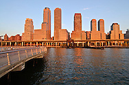 Donald Trump's Riverside South, Pier, New York City, New York
