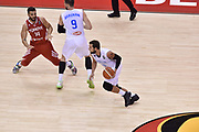 DESCRIZIONE : Berlino Berlin Eurobasket 2015 Group B Turkey Italy<br /> GIOCATORE : Marco Belinelli Andrea Bargnani<br /> CATEGORIA : blocco palleggio<br /> SQUADRA : Turkey Italy<br /> EVENTO : Eurobasket 2015 Group B <br /> GARA : Turkey Italy<br /> DATA : 05/09/2015 <br /> SPORT : Pallacanestro <br /> AUTORE : Agenzia Ciamillo-Castoria/Giulio Ciamillo <br /> Galleria : Eurobasket 2015 <br /> Fotonotizia : Berlino Berlin Eurobasket 2015 Group B Turkey Italy