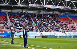 Bristol Rovers fans at the DW Stadium - Mandatory by-line: Matt McNulty/JMP - 16/09/2017 - FOOTBALL - DW Stadium - Wigan, England - Wigan Athletic v Bristol Rovers - Sky Bet League One