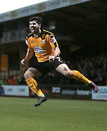 Cambridge United v Notts County 020117