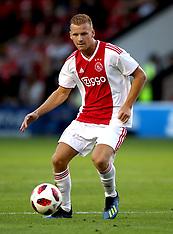 Walsall v Ajax - 19 July 2018