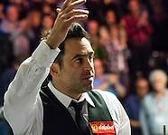 Ronnie O'Sullivan v Marco Fu 210117