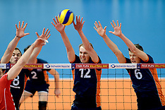 20150110 NED: FIVB U21 WK kwalificatie Nederland - Bulgarije, Zwolle