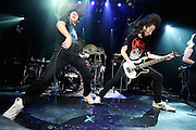 Warbringer performs at Gramercy Theater, New York City. November 7, 2009. (C) 2009 Chris Owyoung, all rights reserved