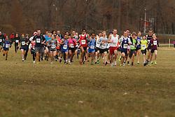 Foot Locker Cross Country Northeast Regional Championship race, Open race, start