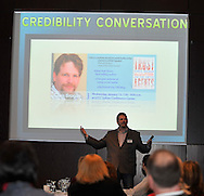 "Chris Brogan, author of the New York Times best seller ""Trust Agents: Using Social Media for Business Success -- the Rise of the Trust Agent"" was the guest speak at  The Credibility Conversation at Lorain County Community College on Wednesday, January 13, 2010.. The Credibility Conversation is a 3-part speakers series focused on trust, authenticity, transparency, relationships, engagement, community and social media. The event is sponsored by Emerge Inc., and LorainCounty.com."