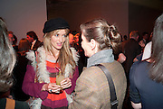 NICOLA JENNINGS; NATASHA MCELHONE, Gauguin, Tate Modern. London. 28 September 2010. -DO NOT ARCHIVE-© Copyright Photograph by Dafydd Jones. 248 Clapham Rd. London SW9 0PZ. Tel 0207 820 0771. www.dafjones.com.