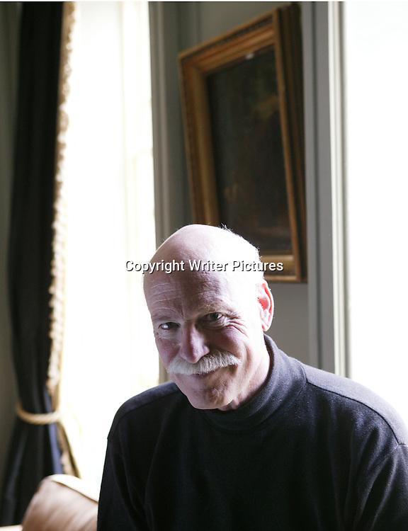 US writer Tobias Wolf