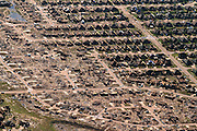 Arkansas Democrat-Gazette/BENJAMIN KRAIN --5/21/13--<br /> An aerial view shows the devastated city of Moore, OK after a tornado more than one mile wide destroyed houses and buildings including a medical center and two elementary schools.