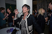 JUNE BROWN, Duet for One first night party. Axiis, One Aldwych, London. 12 May 2009
