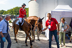 Blum Simone, GER, DSP Alice<br /> EC Rotterdam 2019<br /> © Hippo Foto - Sharon Vandeput<br /> 25/08/19