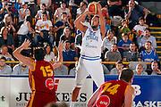 BORMIO 29 LUGLIO 2011<br /> BASKET FIP<br /> NAZIONALE ITALIANA PALLACANESTRO<br /> ITALIA MACEDONIA<br /> NELLA FOTO BELINELLI<br /> FOTO CIAMILLO