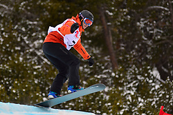 World Cup SBX, MENTEL-SPEE Bibian, NED at the 2016 IPC Snowboard Europa Cup Finals and World Cup
