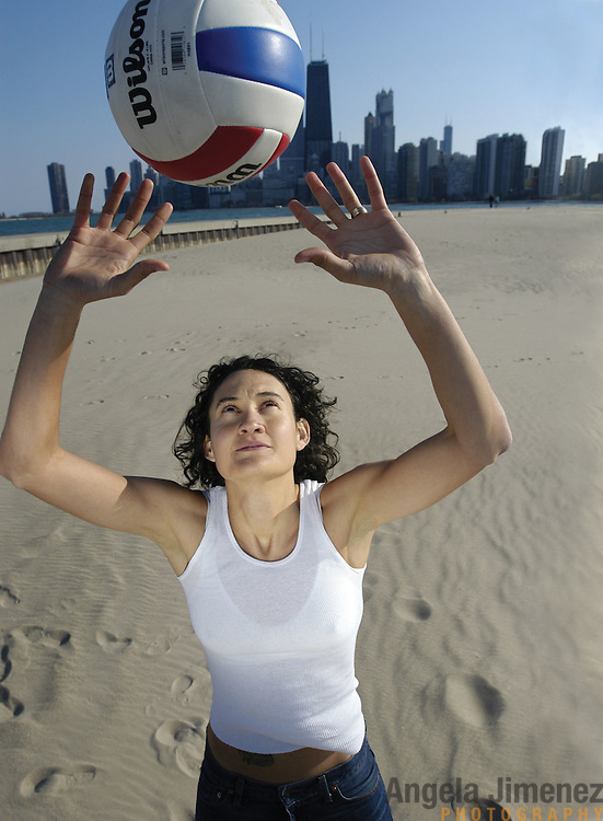 Lesbian volleyball — photo 11