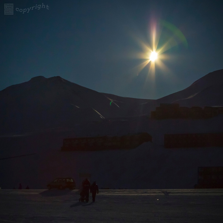 2015 Total Solar Eclipse in Svalbard Norway