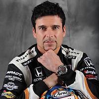 2011 INDYCAR driver portraits