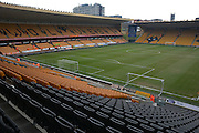Molineux during the Sky Bet Championship match between Wolverhampton Wanderers and Derby County at Molineux, Wolverhampton, England on 27 February 2016. Photo by Alan Franklin.