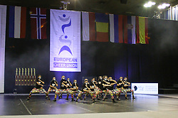 V.I.P. Leaders of Slovenia at ECU European Cheerleading Championships 2015 on June 27th 2015, in Hala Tivoli, Ljubljana. Photo by Matic Klansek Velej / Sportida