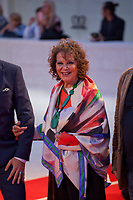 Claudia Cardinale at the premiere of the film The Leisure Seeker (Ella & John) at the 74th Venice Film Festival, Sala Grande on Sunday 3 September 2017, Venice Lido, Italy.