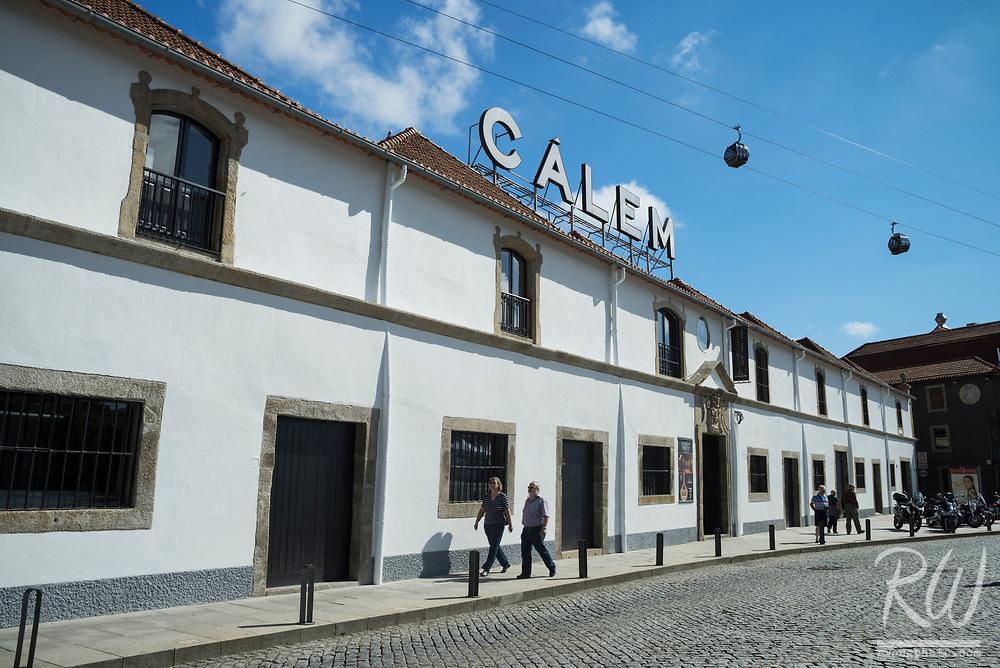 Calem Cellars, Vila Nova de Gaia, Portugal