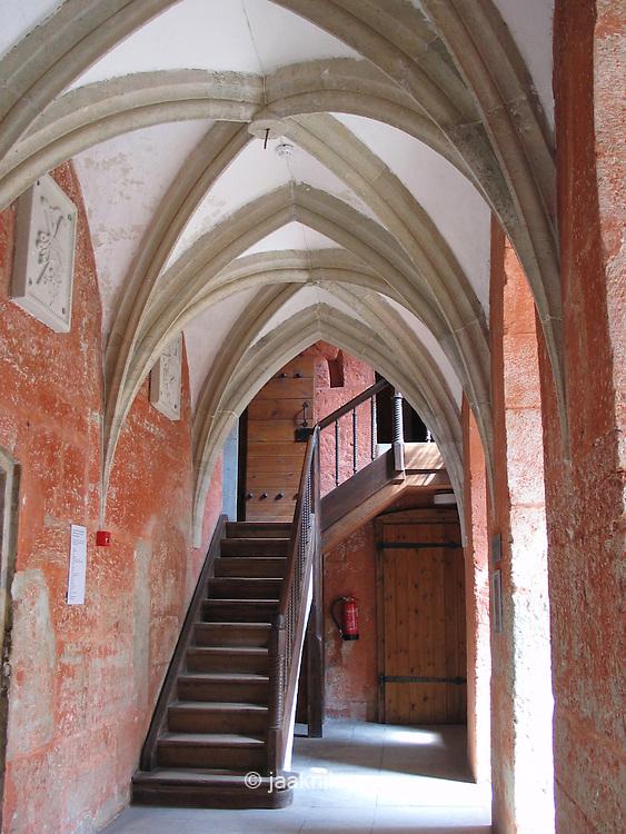 Kuressaare Episcopal Castle, Saare County, Estonia
