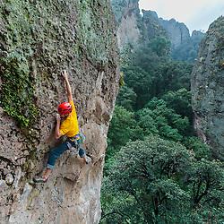 Sport Climbing at Jilotepec