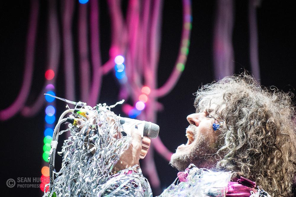 The Flaming Lips at Bunbury Music Festival, Sunday, July 13, 2014. Photo by Sean Hughes/photopresse.com