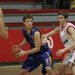 20051122: SLO, Basketball - KK Geoplin Slovan vs KK Koper