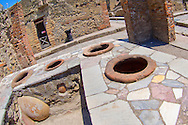 Alberto Carrera, Ruins of Herculaneum, Ancient Roman Ruins, UNESCO Worl Heritage Site, Ercolano, Campania, Italy, Europe<br /> <br /> EDITORIAL USE ONLY