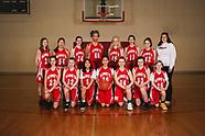 2017-18 King's Junior High Girls Basketball