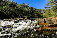 Brasil - Domingos Martins - Espirito Santo - Rio Jucu em Domingos Martins - Foto: Gabriel Lordello/ Mosaico Imagem