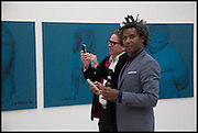 ROBERT BELL; CHRIS SCOTT, Pangaea, New Art from Africa and Latin America. Saatchi Gallery. Duke of York's HQ. King's Rd. London. 1 April 2014.