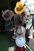 Hats galore at The Randox Health Grand National on Grand National Day at at Aintree, Liverpool, United Kingdom on 14 April 2018. Picture by Craig Galloway.