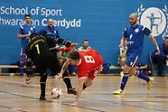 190118 Deaf Futsal Wales v Bosnia & Herzegovina