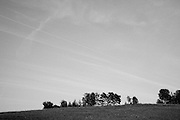 Landschaften Südburgenland S/W