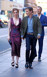 Edinburgh International Film Festival, Saturday, 24 June 2018<br /> <br /> THE PARTING GLASS (WORLD PREMIERE)<br /> <br /> Pictured:  Stephen Moyer and Anna Paquin (act)<br /> <br /> <br /> (c) Alex Todd | Edinburgh Elite media