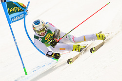 March 9, 2019 - Kranjska Gora, Kranjska Gora, Slovenia - Manfred Moelgg of Italy in action during Audi FIS Ski World Cup Vitranc on March 8, 2019 in Kranjska Gora, Slovenia. (Credit Image: © Rok Rakun/Pacific Press via ZUMA Wire)