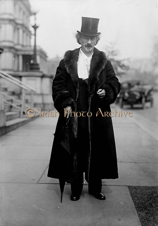 Ignacy Jan Paderewski 1860 – 1941. Polish pianist, diplomat, Prime Minister of Poland.