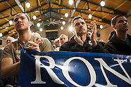 20111228 - Ron Paul Campaigns With Veterans, Volunteers