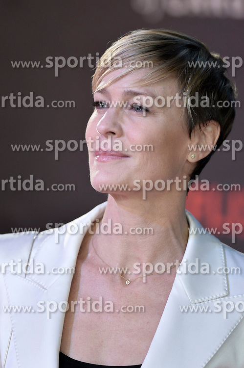 Robin Wright attends the World Premiere of 'House of Cards' Season 3 at The Empire Cinema on February 26, 2015 in London, England. EXPA Pictures &copy; 2015, PhotoCredit: EXPA/ Photoshot/ Euan Cherry<br /> <br /> *****ATTENTION - for AUT, SLO, CRO, SRB, BIH, MAZ only*****