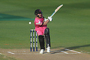 Northern Knights Tim Seifert bats during the Burger King Super Smash T20 cricket match between the Central Stags and the Northern Knights, McLean Park, Napier, Friday, January 25, 2019. Copyright photo: Kerry Marshall / www.photosport.nz